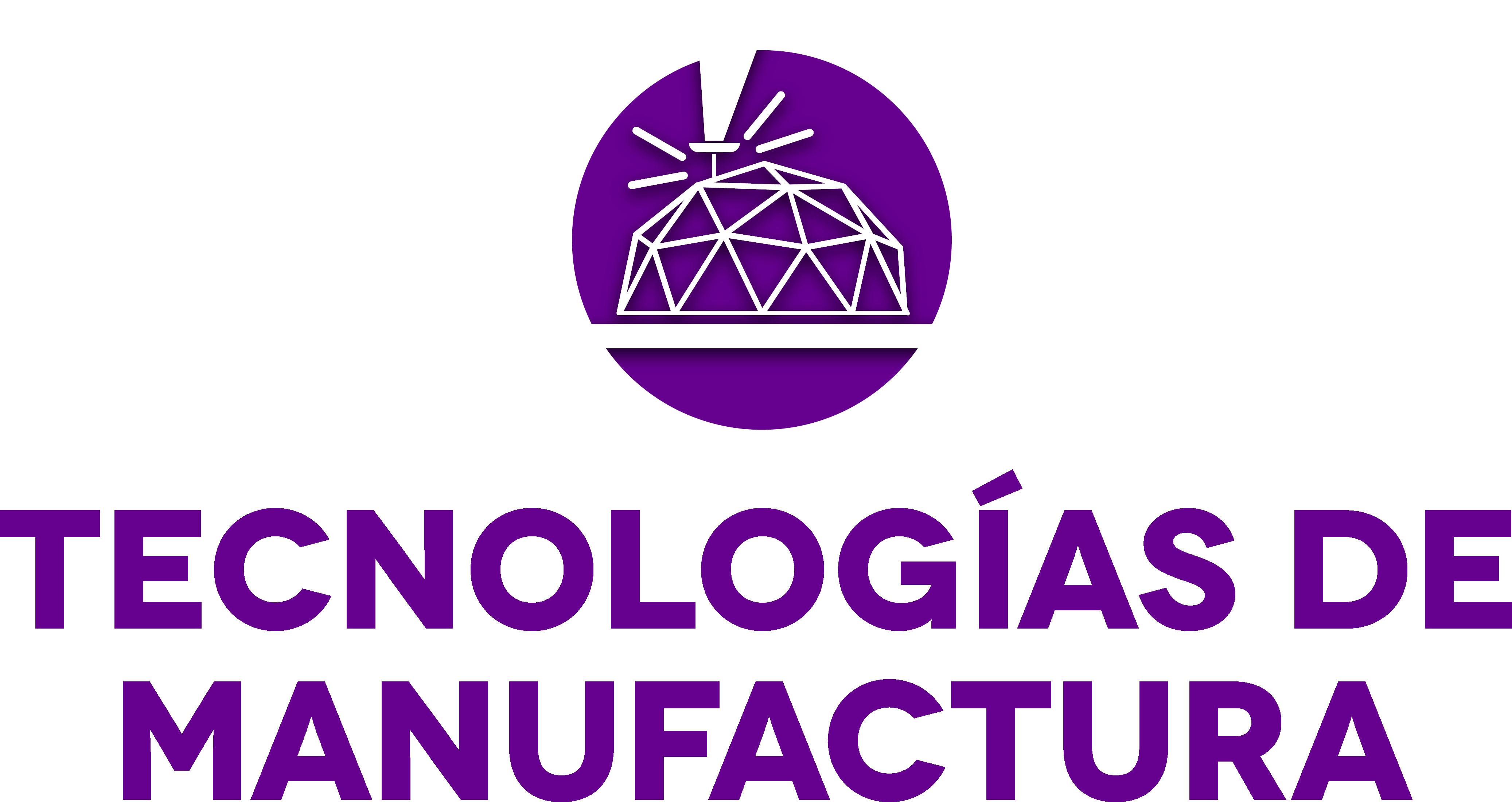 Logo Tecnologías de Manufactura
